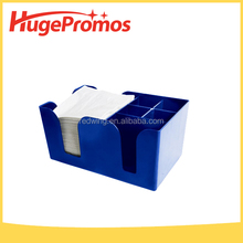 Excellent Quality Blue Tablecraft Holder Plastic Bar Caddy