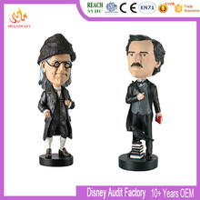 Customized Delicate Resin Bobblehead Figures for Collection
