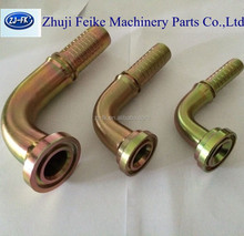 China CNC manufacture low price emb hydraulic fitting