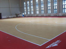 Indoor & Outdoor Basketball Court Flooring for Customized
