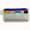 Cosmetic Transparent Plastic Pvc Pouch With