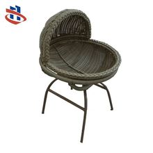 High Quality Outdoor Synthetic Wicker Rattan Chair
