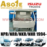 China factory wholesale Japanese trucks ISUZU 100P 600P 700P ELF NPR NKR FTR GIGA EXR CXZ truck cabin and body parts