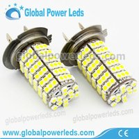H7 68SMD fog led auto light/led car light/car led lamp
