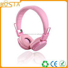 High fidelity best quality free listening on-ear disco headphone