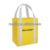 eco friendly fashion advertising handle to bottom shopping bag