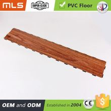 Top Seller No Formaldehyde Easy Lock Pvc Building Material Of Vinyl Flooring