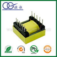 smd microwave oven transformer,epc19 smd