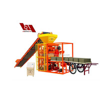 QT4-26/ Hot sale small clay brick making machine/brick making machine price list/chinese big full automatic brick making machine