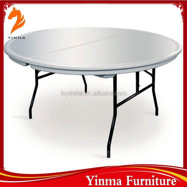 Wholesale Cheap price round plastic table top