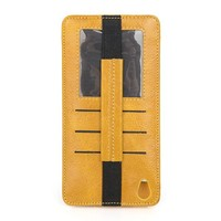 Factory Wholesale Genuine Leather Mobile Phone Cases from Guangzhou