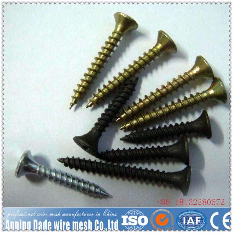 hot sale pan head tek 3 self drilling screw