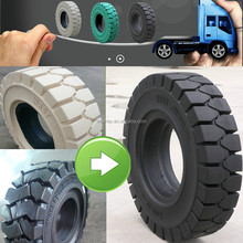fast delivery best price 7.00-12 600-9 500-8 solid forklift tires, non marking forklift wheels, solid rubber wheels