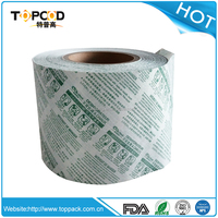 Grease and Water proof oxygen absorber paper for packing oxygen absorber