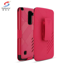 Simple style Shockproof phone case for Lg stylus 2 plus,For lg stylus 2 plus phone case with kickstand