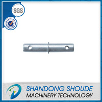 electro-galvainzed coupling nut / coupling pin made in China