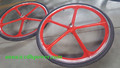 26'' CDH Magnesium alloy bicycle wheel/mag wheels/wheels for bike
