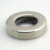 PTFE Lip seal rotary shaft Seals with Stainless Steel