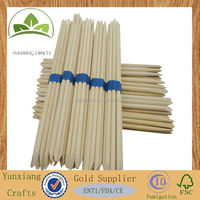 nail supplies wooden nail sticks