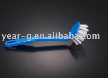 plastic dish brush with long handle