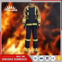 Factory Direct Wholesale Fire Suit Firefghting Clothing