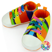 2015 New Design Toddler Infant Shoes Colorful Printing Sports Shoes Fancy Sole Comfort Shoes