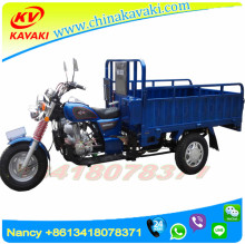 KAVAKI Factory Sale 150CC 1.2m*1.8m 1000 kg cheap cargo motorized tricycles for adults