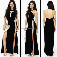 new arrivals 2014 long evening dresses ladies long evening party wear gown