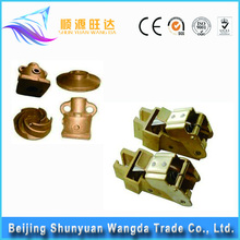 copper parts used die casting machine