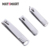 Fashionable Colourful Stainless Steel Nail Cutter Nail Clipper With Nail File