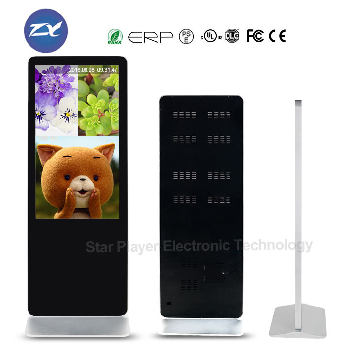 49 inch 50 inch Android 3G/4G/WIFI Digital Signage LCD Advertising Display Monitor