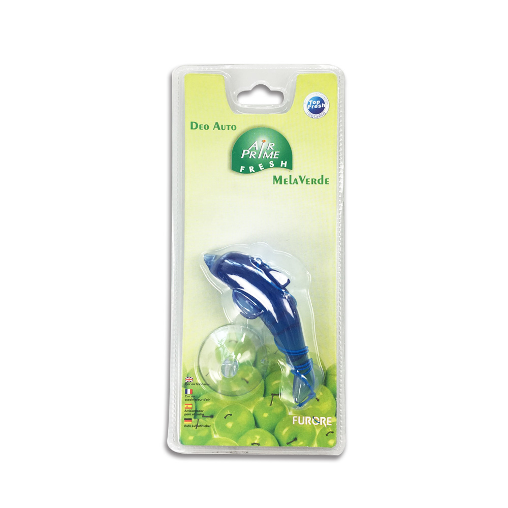 Plastic Animal Design Hanging Car Air Freshener