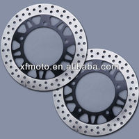 Motorcycle Brake Disc Rotor for Suzuki AN 250 Skywave Type S Left 07-08 (BA-CJ44A) Right