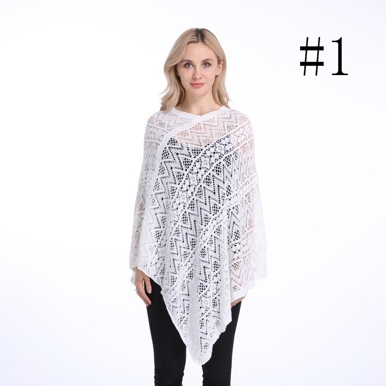 Wholesale knitting patterns ponchos - Online Buy Best knitting ...
