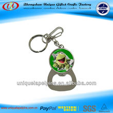 Factory Promotional Personalized Beer Bulk Cartoon Cheap Fridge Magnet Bottle Openers