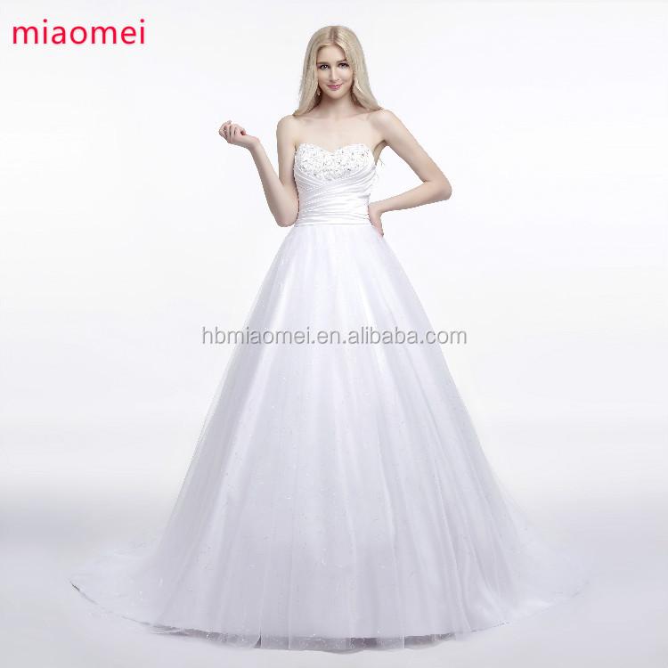 Wholesale sweetheart diamond wedding dress - Online Buy Best ...
