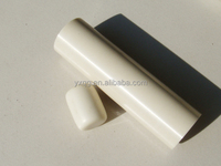 3mol Yttria-stabilized Zirconia White Zirconia Ceramic long tube