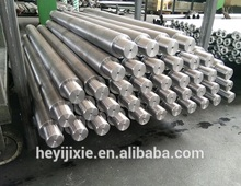 ck45 quenched / tempered hard chrome steel round bar