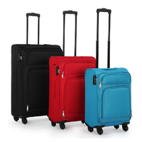 China EVA Cheap Soft Luggage Set
