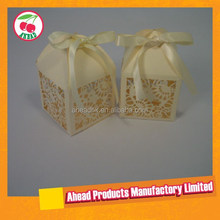 Lace Paper Wedding Cupcake Packaging
