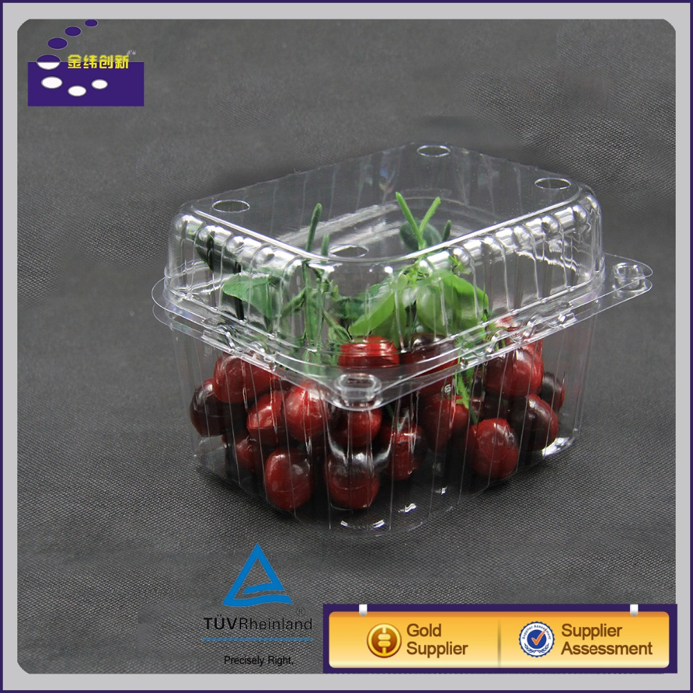 cheap clamshell packaging/macaron clamshell packaging/clear plastic clamshell containers