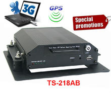 Advanced Embedded Real-time Linux 8CH MDVR with GPS Vehicle tracking, Speed detection, Synch time