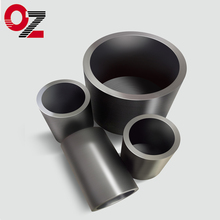 Low Ash Isostatic Carbon Graphite Crucible for Gold Melting