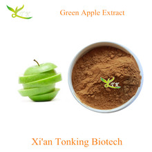 Best quality 70% polyphenol green apple extract