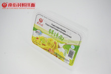 No added preservatives fresh chinese instant noodle