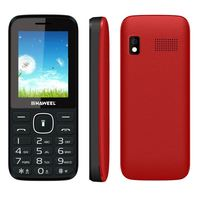 Us Stock Haweel X1 Mobile Phone Big Battery Micro Phone For Elder People