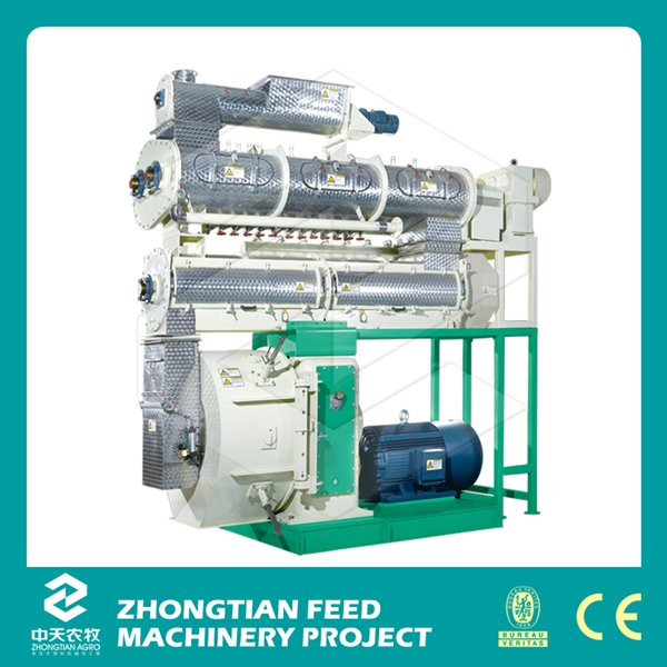 CE Approved Best Seller Manual Feed Pellet Mill Machine
