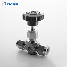 stainless steel double block and bleed valve air fittings