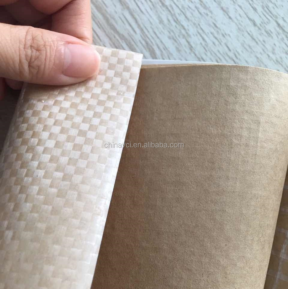 Reinforced VCI paper, corrosion inhibition treated paper, VCI packing paper, VCI rafia paper