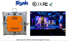2017 High-Definition SMD indoor full color display P3 RGB led module